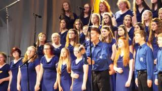 Barnsley Youth Choir - 'All of Me' by John Legend, arranged by Mat Wright, conducted by Mat Wright