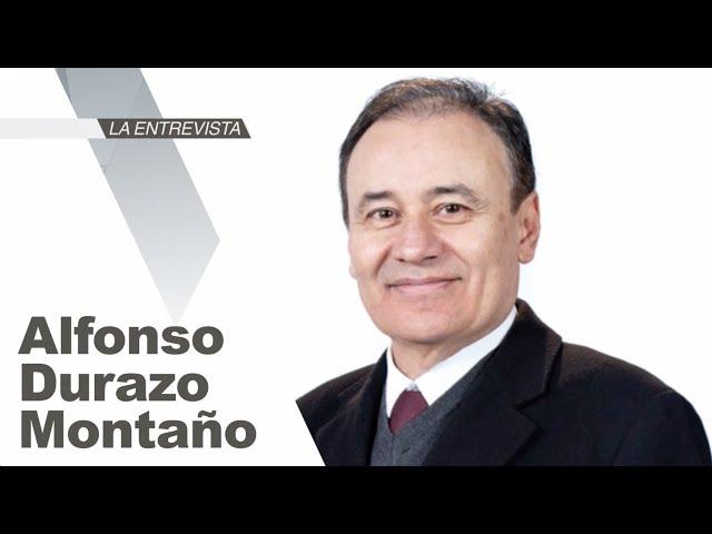 La Entrevista: Alfonso Durazo Montaño, Secretario de Seguridad y Protección Ciudadana