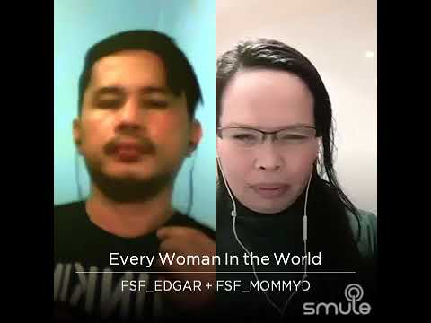 Every woman in the world today by:FSF_Edgar@MommYD
