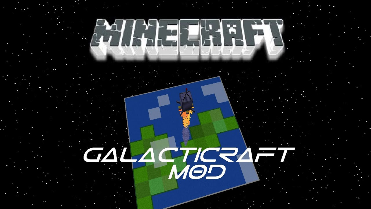 Micdoodle8 - Galacticraft Download
