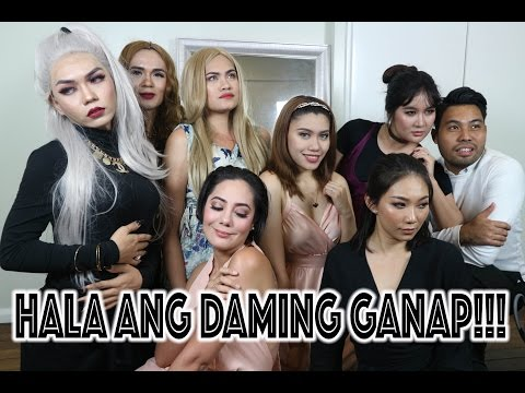 VLOG: ANDAMING GANAP!! ( Yeppunonnie Launch, Karaoke Night, Collab, ABV Night out)   oeuvretrends