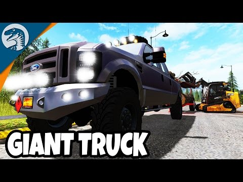 HUGE TRUCK & TREE REMOVAL SERVICE | Uncle Sam