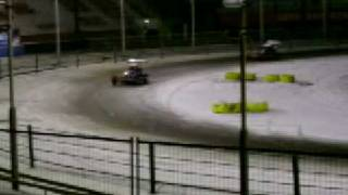 Superstox's final racing at Wimbledon 01-02-09