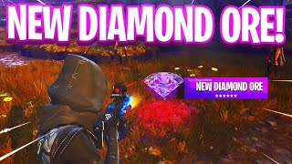 Two Rich Scammers Lose *NEW* Diamond Ores! (Scammer Gets Scammed) Fortnite Save The World