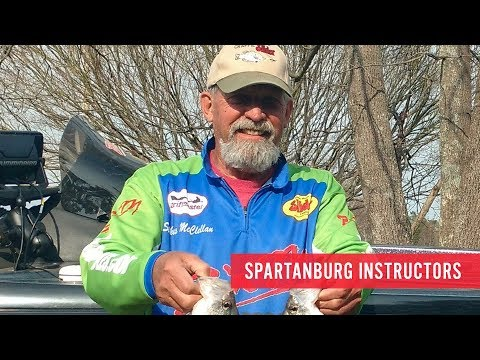 Spartanburg, South Carolina - Crappie U Instructors