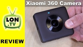 Xiaomi mijia 3.5K 360 Degree VR Action Camera Review