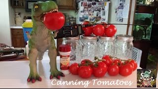 Canning Those Tomatoes  (CTT)