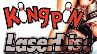 KingPin feat. UnboxingHands/WorkingBee - LASERDISC - Comedy, Sport Movie - 1996