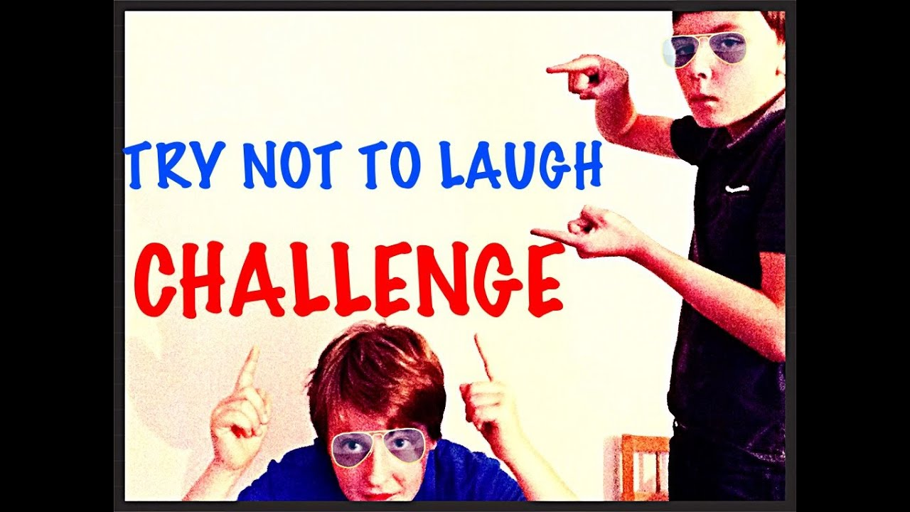 Try Not Laugh Challenge Kids Version