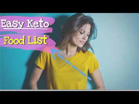 keto-food-list-|-low-carbohydrate-diet-for-beginners