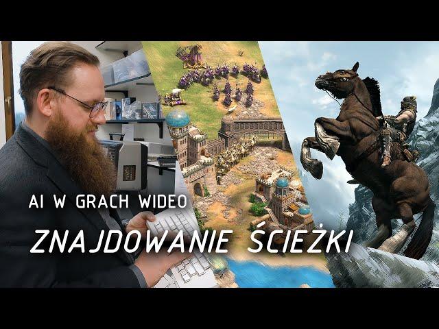 Znajdowanie ścieżki | AI w grach wideo 2/6