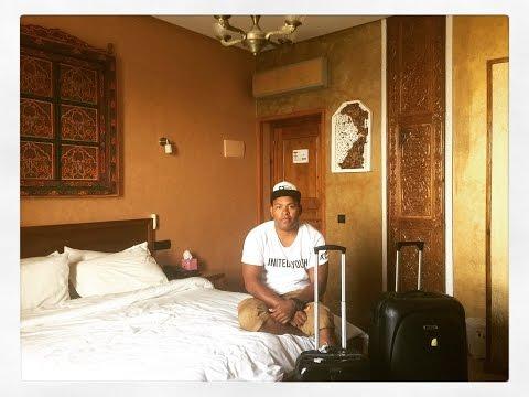Mi Hotel En Rabat Marruecos 2016
