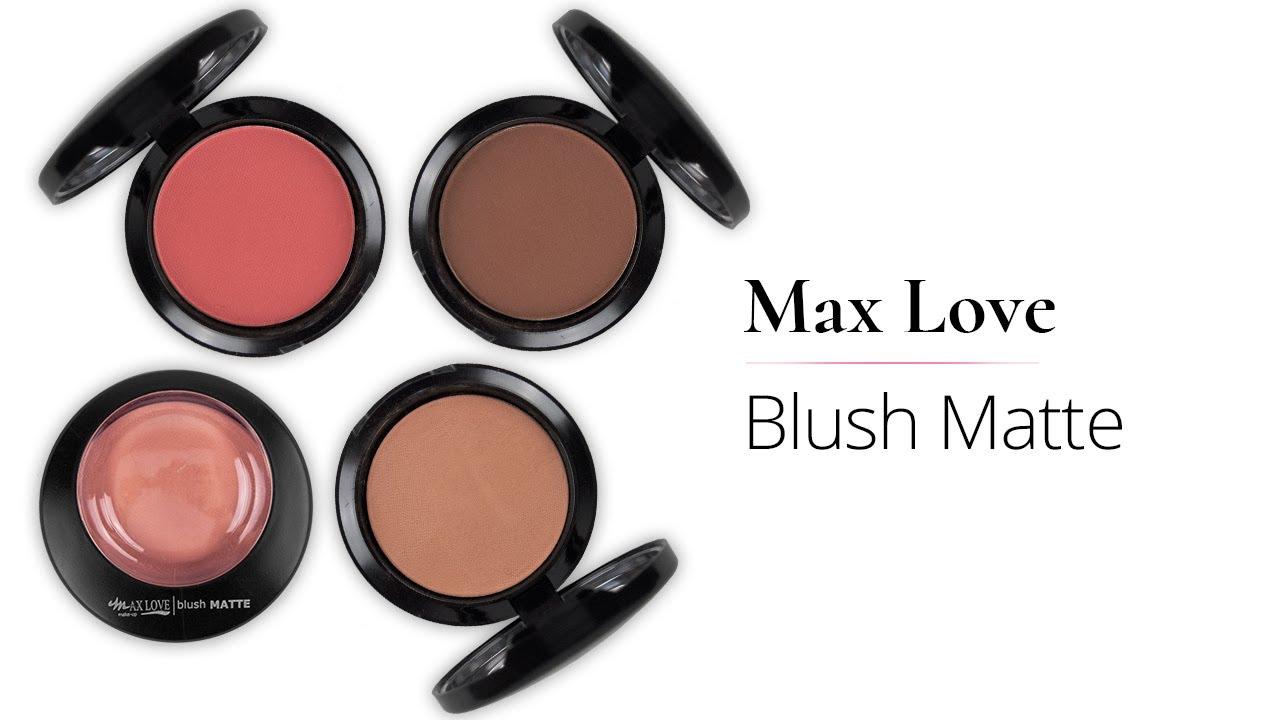 Resultado de imagem para blush da max love