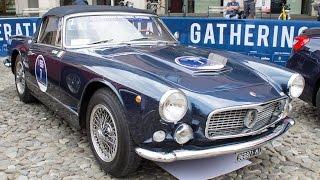 видео Фотографии автомобилей Carrozzeria Touring Superleggera