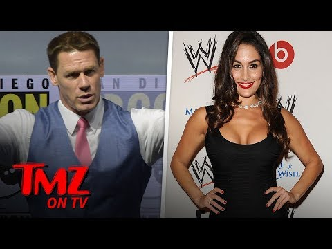 Nikki Bella Not Back Together with John Cena, Despite Thanksgiving Post | TMZ TV