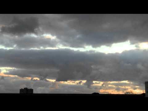 Meteo Nuages et pluie en approche