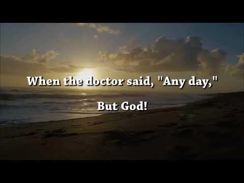 But God - Isaac Carree [w Lyrics, Bkgd Loop]
