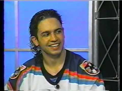 1996 Stan Fischler Interviews Travis Green