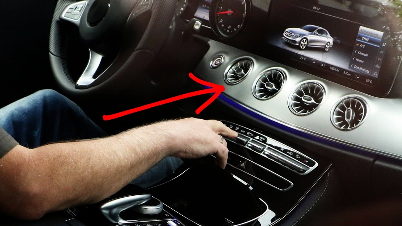 Mercedes E Class Coupe 2018 2017 New Interior looks? and ...