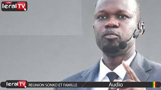 Audio :  l'enregistrement de la «réunion de travail» entre Ousmane Sonko et les héritiers du TF1451R