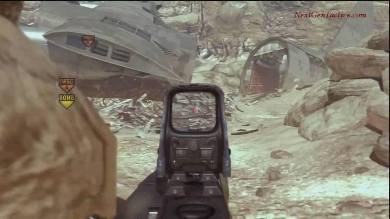 How modern warfare2 wheres the hardcore
