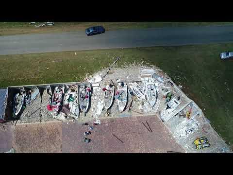Tornado Aftermath At The Vaal Dam
