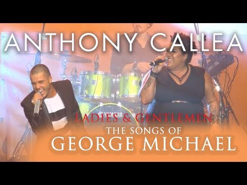 Anthony Callea - I Knew You Were Waiting For Me ft. Casey Donovan (George Michael Cover) LIVE