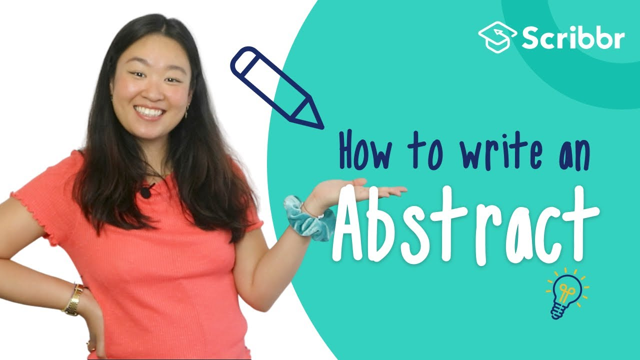 How to Write an Abstract  26 Steps & Examples