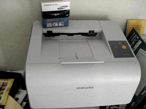 CLP300 PRINTER TREIBER