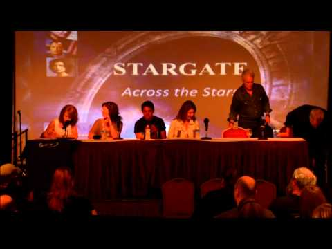 Stargate: Across the Stars Panel from Space City Con 2013