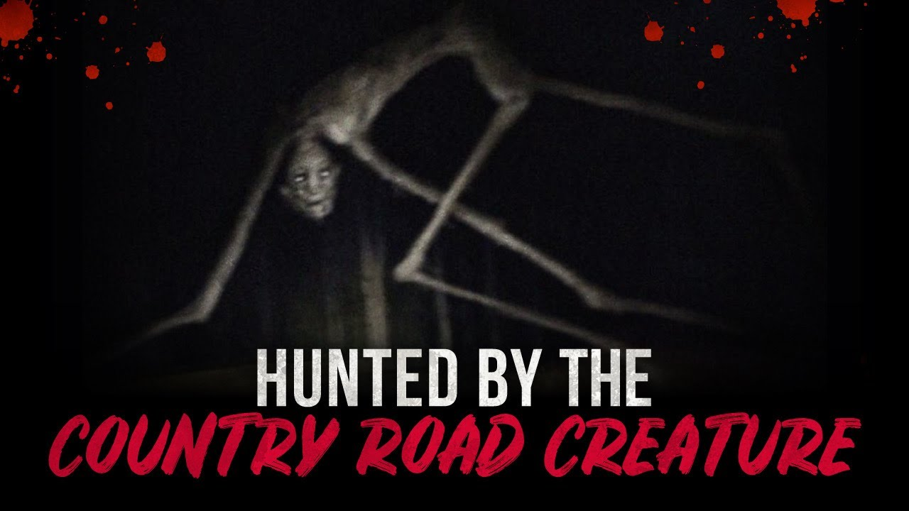 Hunted By The Country Road Creature - Trevor Henderson Monsters