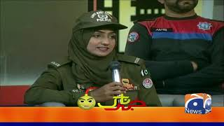 Khabarnaak | Ayesha Jehanzeb | 28th May 2020 | Part 02