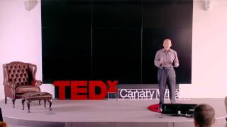 What we need to do to solve the chronic problems of today | Barry Mapp | TEDxCanaryWharf