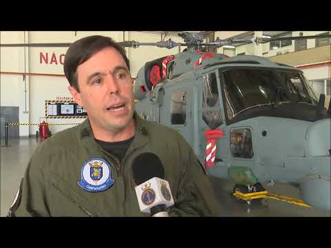 Wild Lynx AH-11B (Marinha recebe dois exemplares).