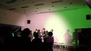 新歓ライブ12曲目。ストロベリー・フラワーの「種のうた」です。