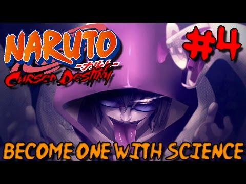 Naruto: Cursed Destiny (Minecraft Roleplay) - Episode 4 | Become One with Science