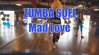 ZUMBA SOFI - Sean Paul, David Guetta - Mad Love ft. Becky G