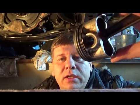 Раскоксовка CARB CLEANER ом и частичный демонтаж поршни вниз Mazda 323F