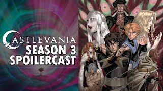 Castlevania: The Netflix Season 3 Spoilercast [GB Podcast]