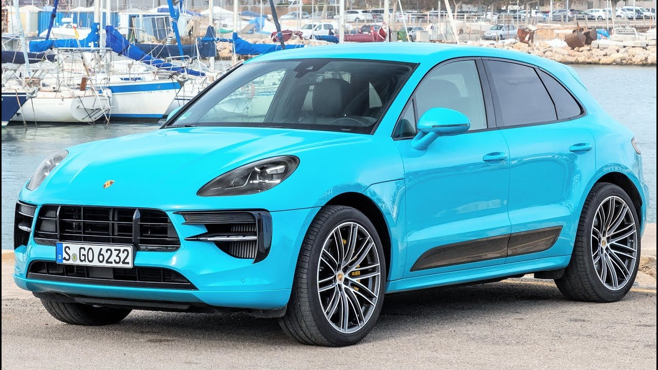 2019 Porsche Macan S The Sports Car In The Compact Suv Class Youtube