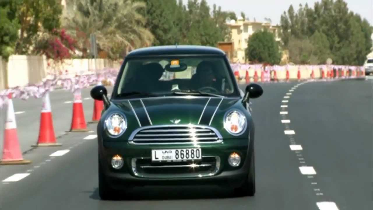 Driven - Ep6 - Commercial Cars - Mini Cooper