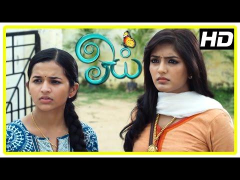 Oyee Tamil Movie Scenes | Eesha misunderstood to be Geethan's girl friend | Nagineedu | Varsha