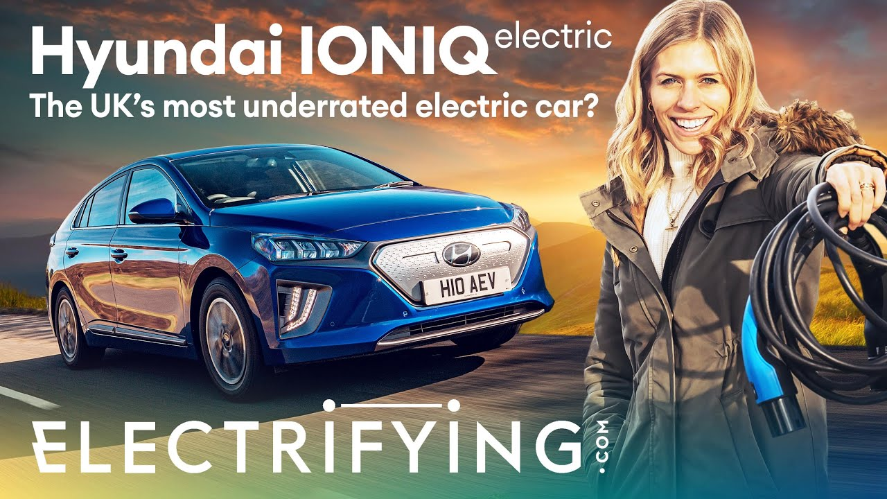 Hyundai Ioniq Electric 2021 in-depth review: UK's most underrated electric car? / Electrifying