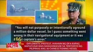 UB: China, nagtayo ng mga modernong istruktura sa Subi Reef