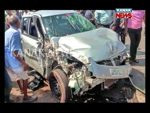 Accident In Soro, Balasore; Two Died