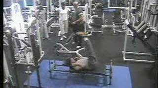 funny workout accident!!