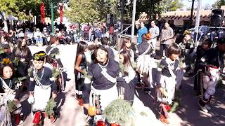 INDIGENOUS PEOPLES DAY 2019 - SANTA FE, NM  - Tesuque Day School Dance 2