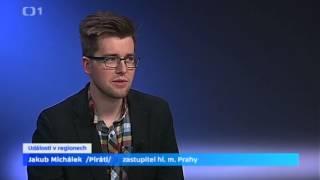 Jakub Michálek k Opencard - Události v Regionech 27.4.2015