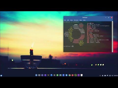 Customize Xfce Desktop For 2020