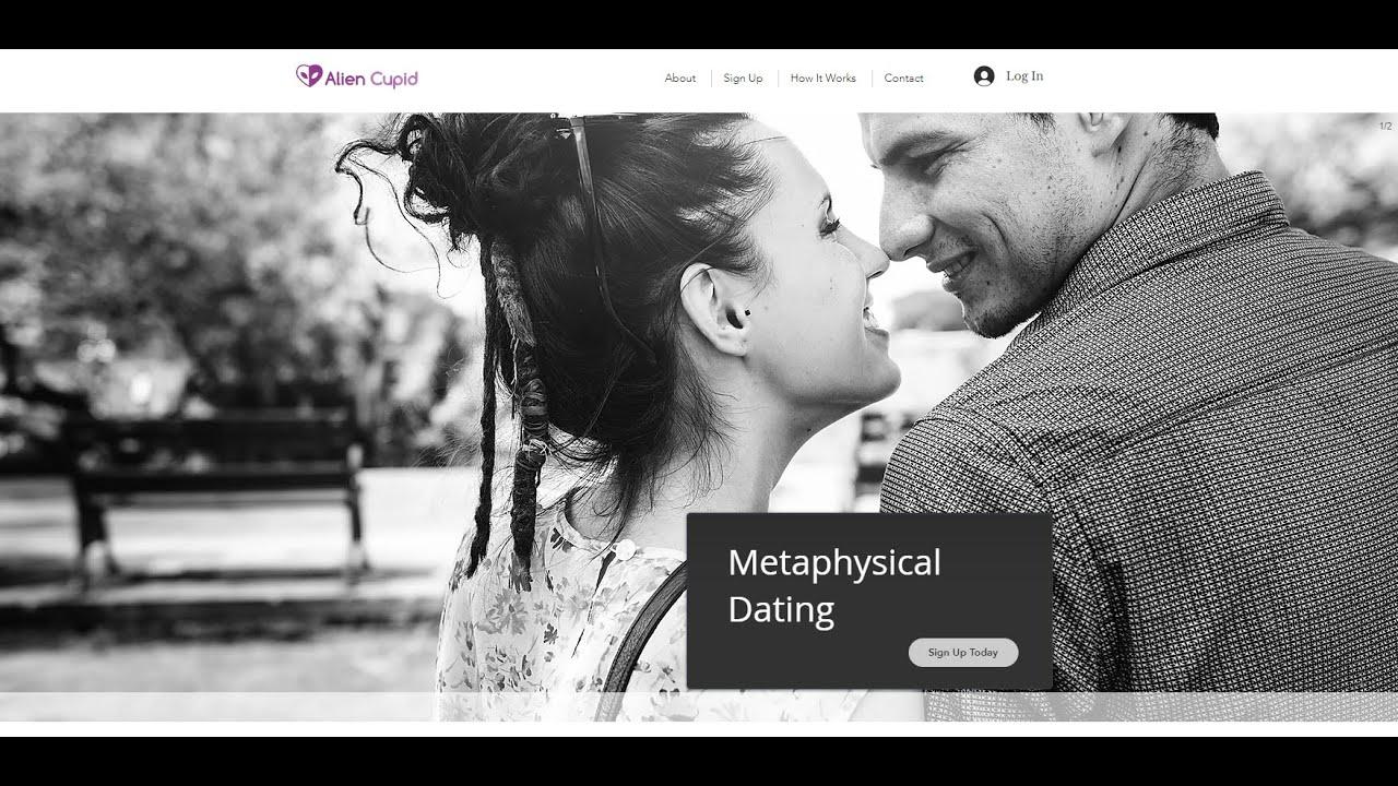 Alien dating site